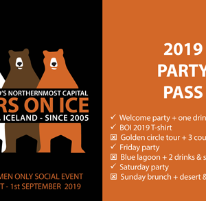 Bears on Ice 2019